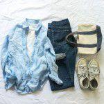実践。流行を楽しみつつ服を増やさない2つの方法。