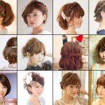 ミニマリストと、結婚式の髪型