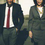 「安いスーツを着るなんて」という声は、大切に着ていれば気にならない