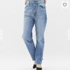 【神デニムと話題】GUの新作ハイウエストストレートジーンズが高見え過ぎてすごいよ!