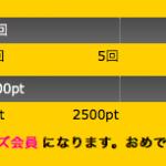 【ハピタス】「待て」が長かったポイント、キター!!