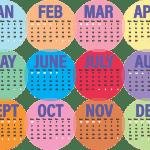 【風水的にNG?】なぜトイレにカレンダーがあるのか問題
