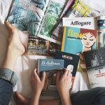 インテリア本や収納の雑誌に疲れたら。